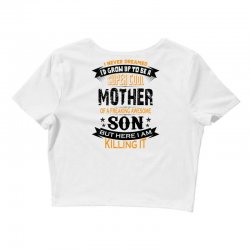 A Awesome Of Super Son Cool Mother Crop Freaking T wXXBt
