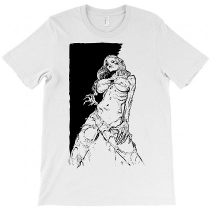 Zombie T-shirt Designed By Sbm052017