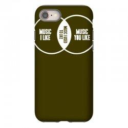 music i used to like iPhone 8 Case | Artistshot