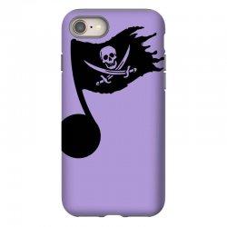 music pirate iPhone 8 Case | Artistshot
