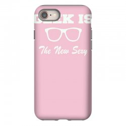 geek is the new sexy iPhone 8 Case | Artistshot