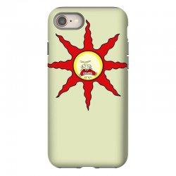 praise the screaming sun iPhone 8 Case   Artistshot