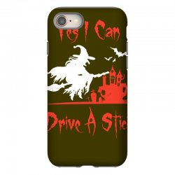 yes i can drive a stick iPhone 8 Case | Artistshot