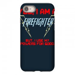 yes i am a firefighter iPhone 8 | Artistshot