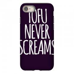 tofu never screams iPhone 8 Case | Artistshot