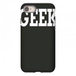 geek iPhone 8 Case | Artistshot