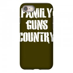 family, guns, country iPhone 8 Case | Artistshot