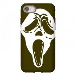 scream mask halloween iPhone 8 Case | Artistshot