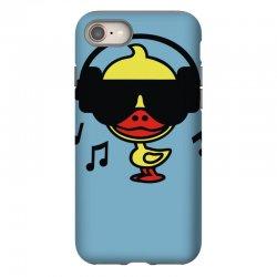 music duck iPhone 8 Case | Artistshot