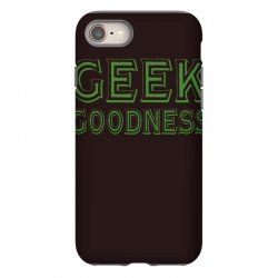geek goddess kelly green iPhone 8 Case   Artistshot