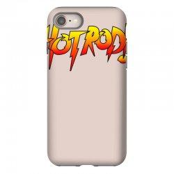 rowdy roddy piper hot rod vintage iPhone 8 Case | Artistshot