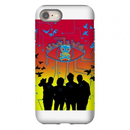 Alltimelowart Iphone 8 Case Designed By Shaemustdie