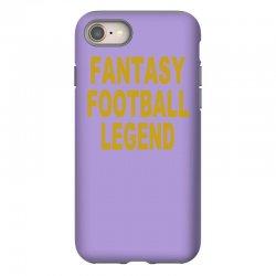 fantasy football legend sunday night football sports league tee shirt iPhone 8 Case | Artistshot