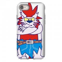 wild aztec monster iPhone 8 Case | Artistshot