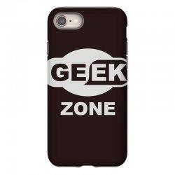 geek zone iPhone 8 Case | Artistshot