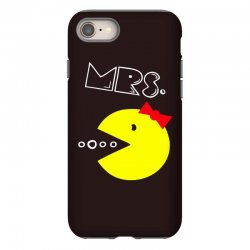 Mrs. Pacman iPhone 8 Case | Artistshot