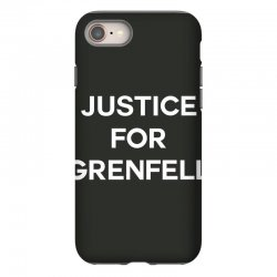 Justice For Grenfell iPhone 8 Case | Artistshot
