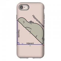 hypotenuse math humor iPhone 8 Case | Artistshot