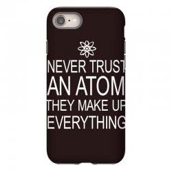 an atom iPhone 8 Case | Artistshot