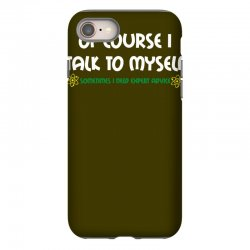 geek expert advice   science   physics   nerd t shirt iPhone 8 Case | Artistshot