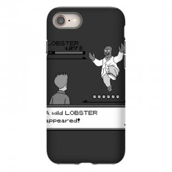 wild lobster iPhone 8 Case | Artistshot