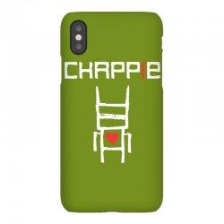 Love Chappie iPhoneX Case | Artistshot