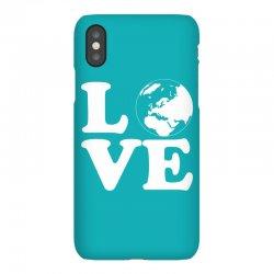 Love World iPhoneX Case | Artistshot