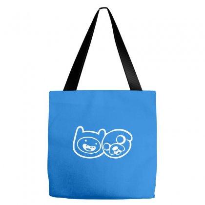 Adventure Time Finn & Jake Tote Bags Designed By Cuser388