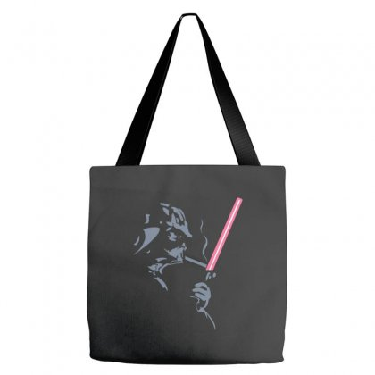Banksy Cool Darth Tote Bags Designed By Cuser388