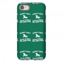 unicorn, television, funny, geek, humour, parody, retro iPhone 8 Case | Artistshot