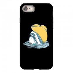 funny hat shark iPhone 8 Case   Artistshot