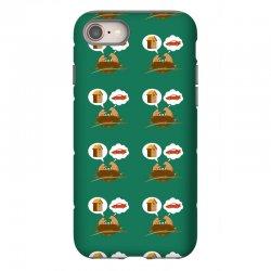 Funny Priorities iPhone 8 Case | Artistshot