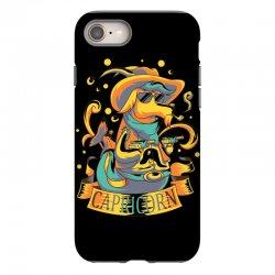 FUNNY ZODIAC SIGNS CAPRICORN iPhone 8 Case | Artistshot