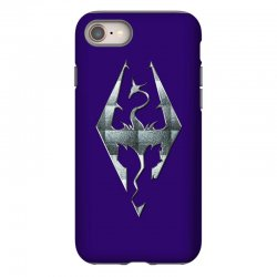 Skyrim iPhone 8 Case | Artistshot