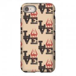 Love Skyrim iPhone 8 Case | Artistshot