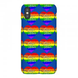 Love Wins One Pulse Orlando Strong iPhoneX Case | Artistshot