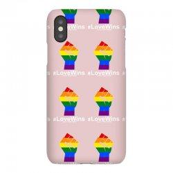 Love Wins 12th 2016 - Orlando Strong iPhoneX Case   Artistshot