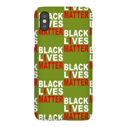 Black Lives Matter Iphonex Case Designed By Gringo