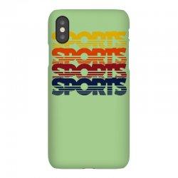 vintage sports iPhoneX Case   Artistshot