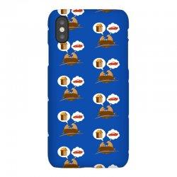 Funny Priorities iPhoneX Case | Artistshot