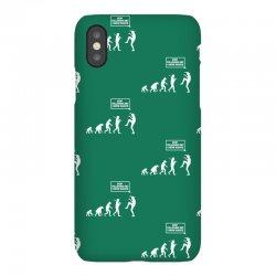 funny karate evolution iPhoneX Case   Artistshot