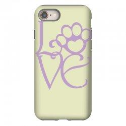 love paw iPhone 8 Case | Artistshot