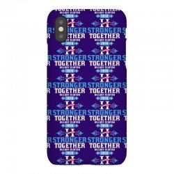 Stronger Together Hillary Clinton iPhoneX Case   Artistshot