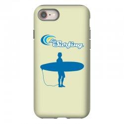 the surfing iPhone 8 | Artistshot