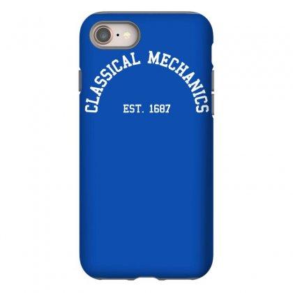 Classical Mechanics   Est Iphone 8 Case Designed By Gematees