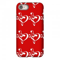music heart rock baseball iPhone 8 Case | Artistshot