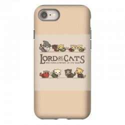 Lord Of The Cats iPhone 8 | Artistshot