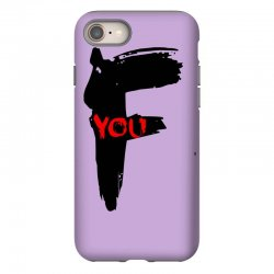 funny mens t shir 'f'yout iPhone 8 Case | Artistshot