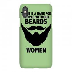 funny beards iPhoneX Case | Artistshot