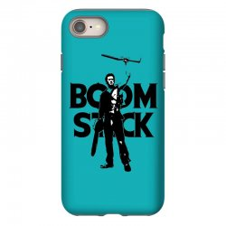 boom stick iPhone 8 Case | Artistshot